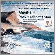 CD Cover: Musik für Parkinson-Patienten
