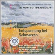 CD Cover: Entspannung bei Schmerzen