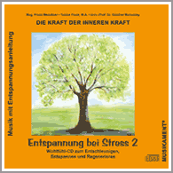 CD Cover: Entspannung bei Stress II